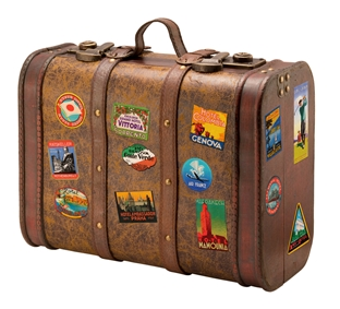 Different types of baggage go better with different types of custom key tags - it depends on the marketer's audience.